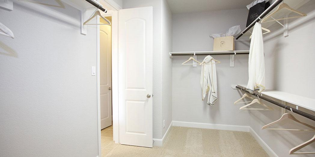 Wardrobes with dressing rooms